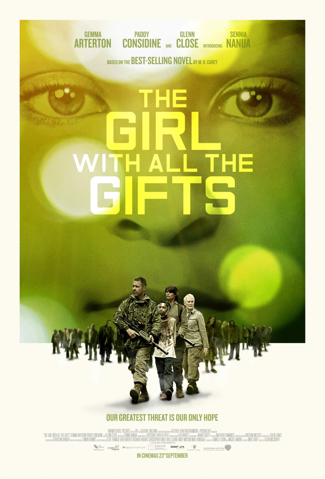 The Girl with All the Gifts Poster #3