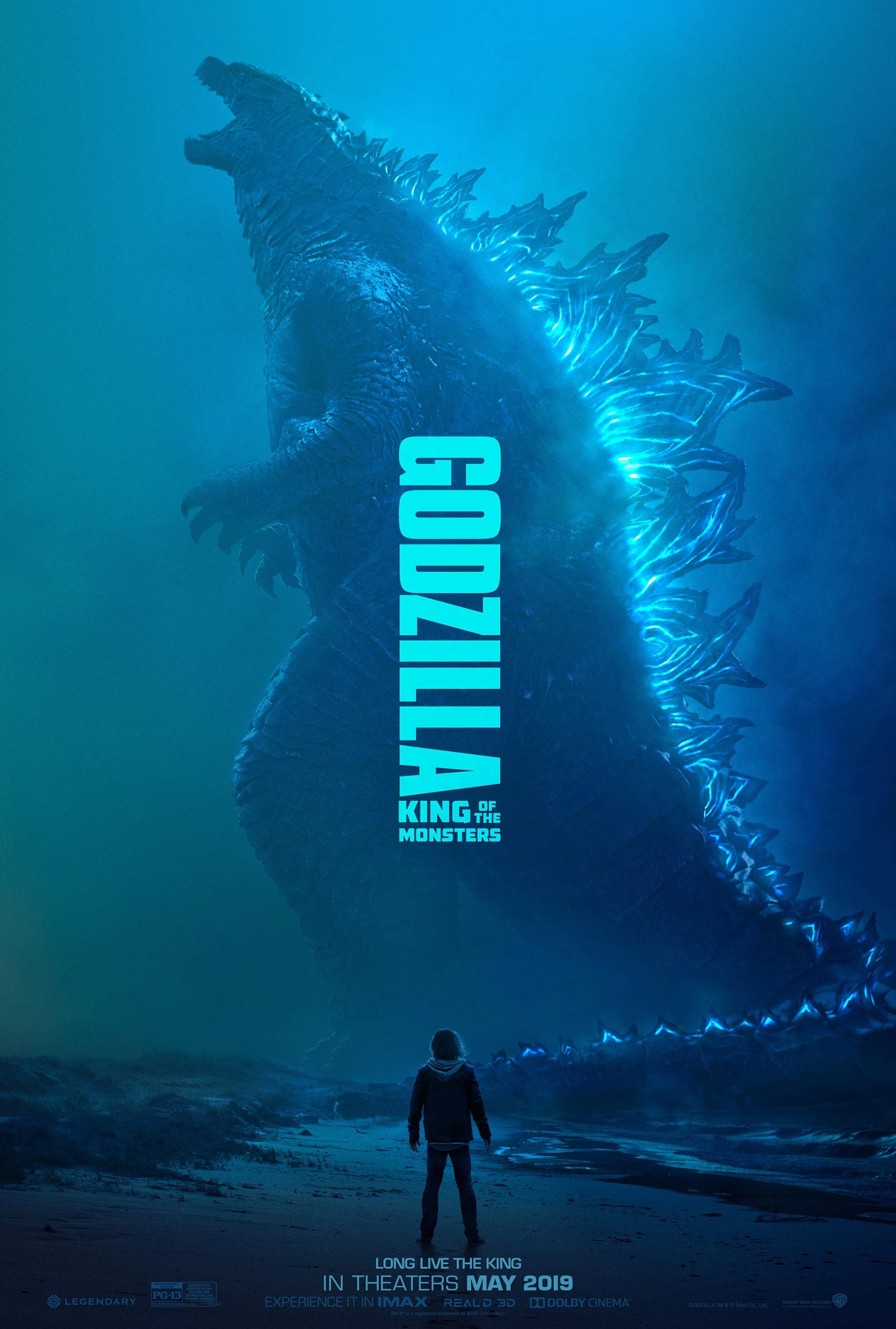 Godzilla: King of the Monsters Poster #4