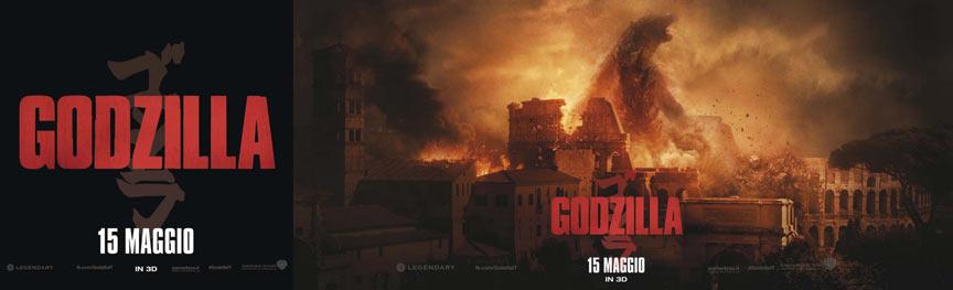 Godzilla Poster #19