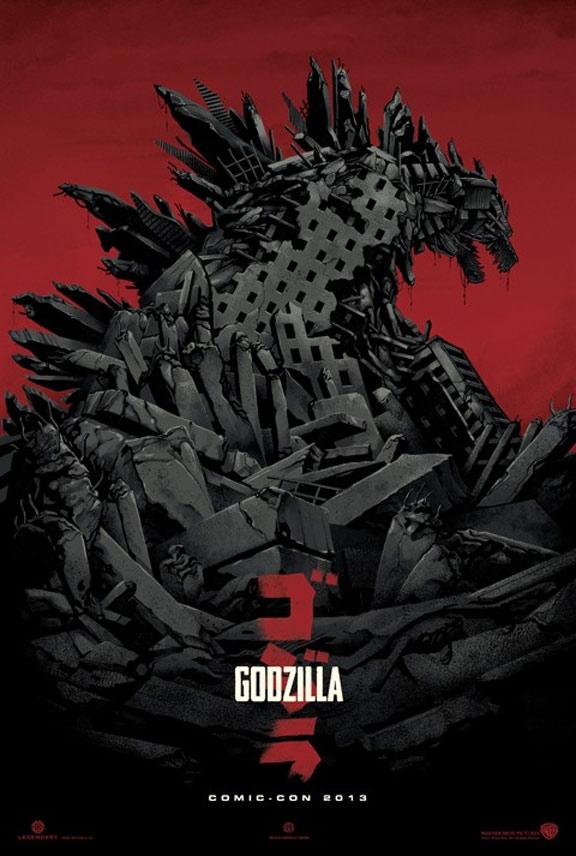 Godzilla Poster #2