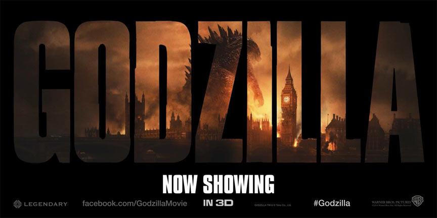 Godzilla Poster #21