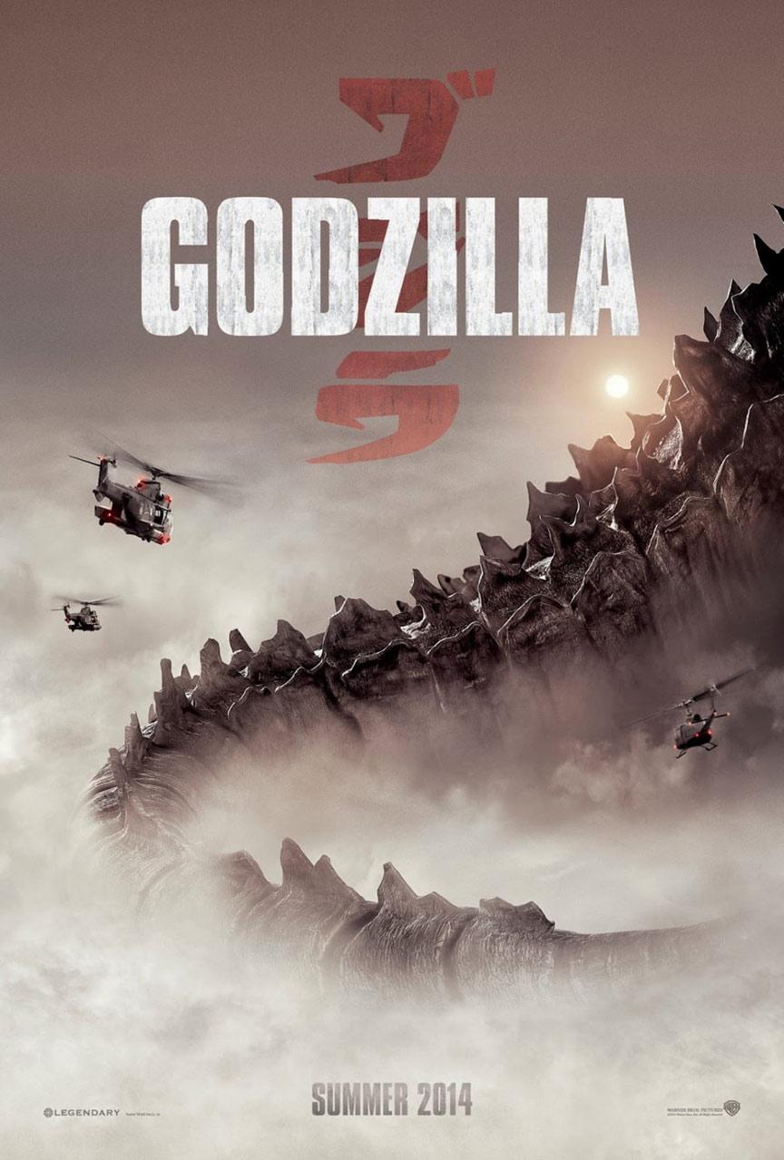 Godzilla Poster #3