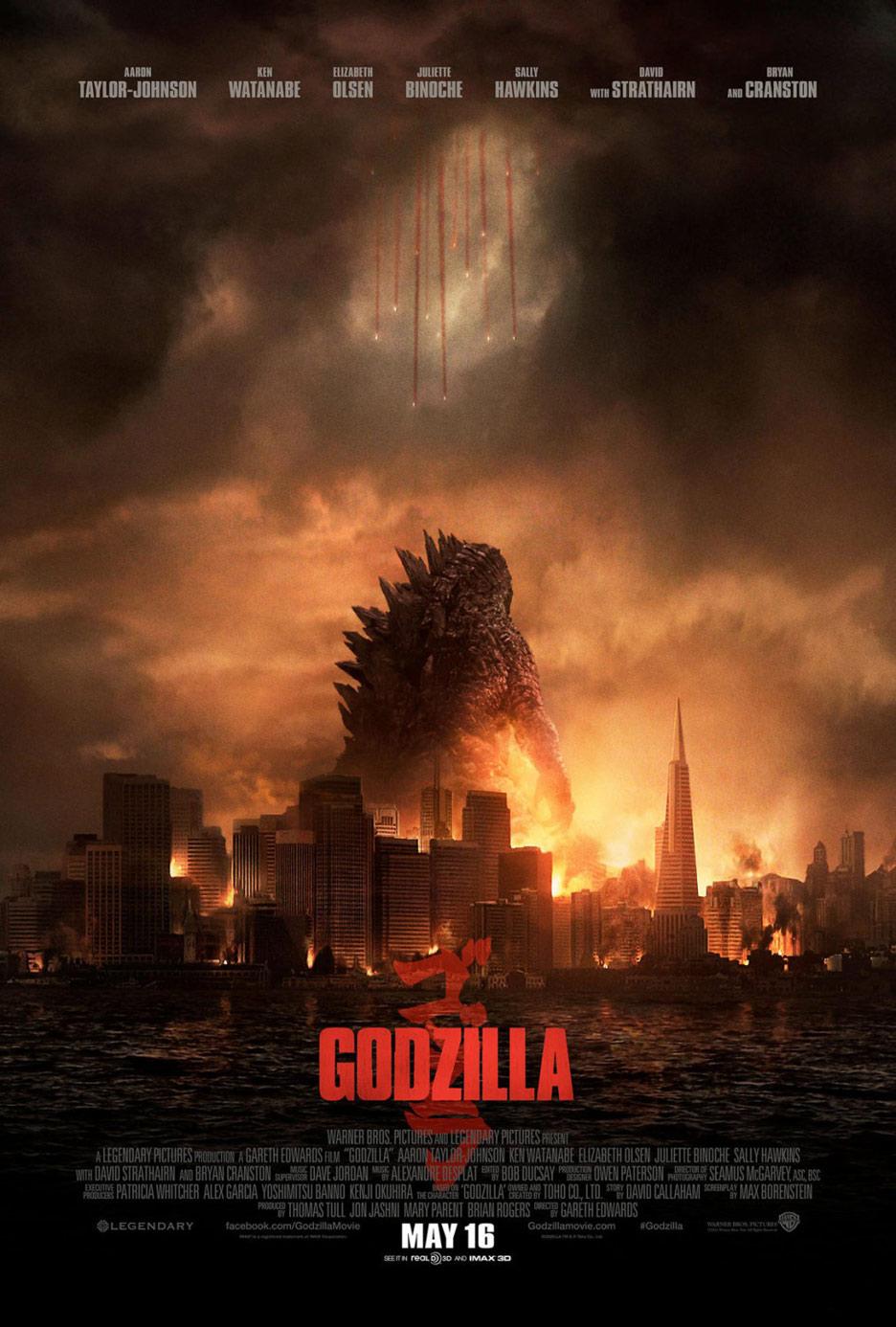 Godzilla Poster #4
