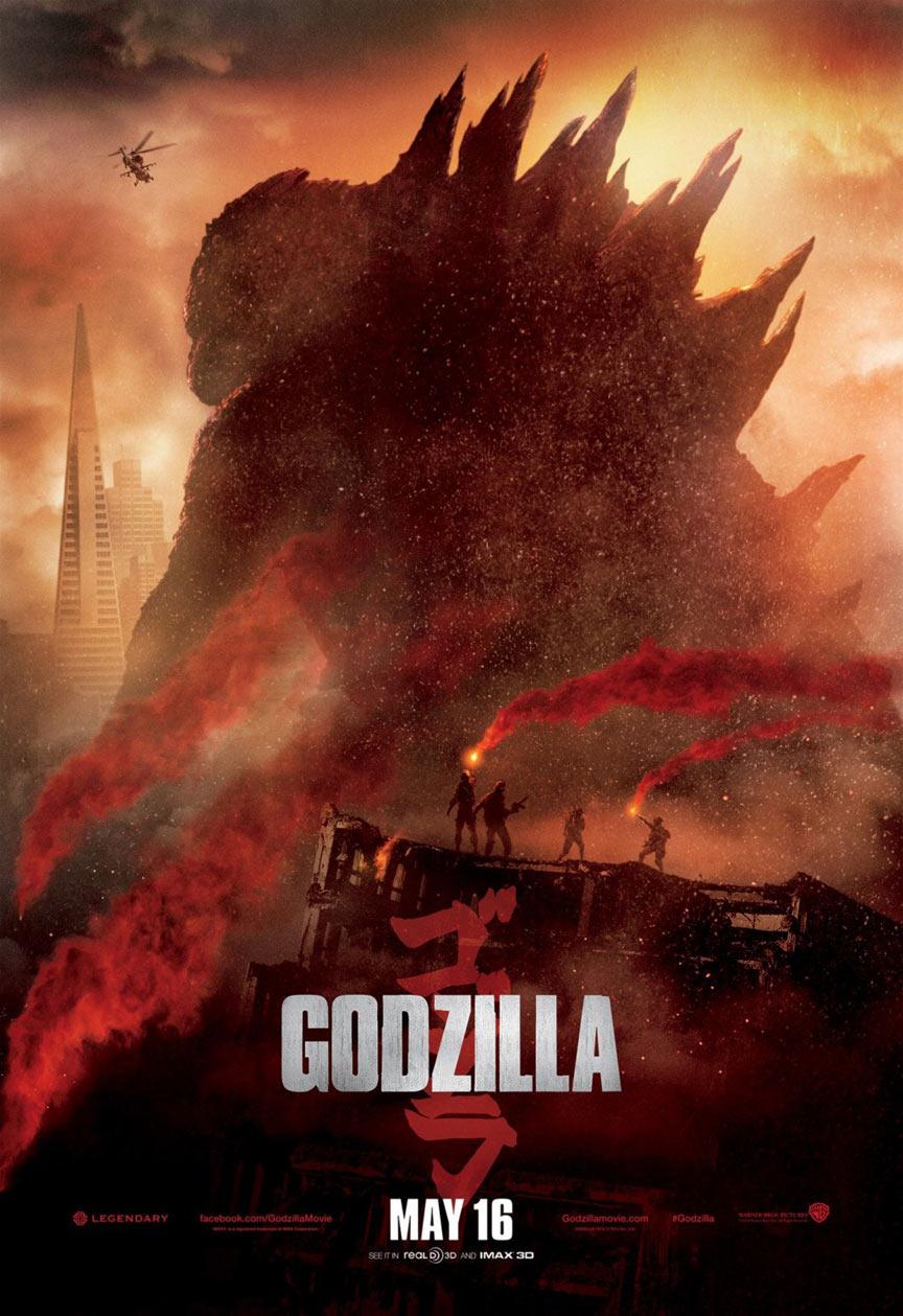 Godzilla Poster #9