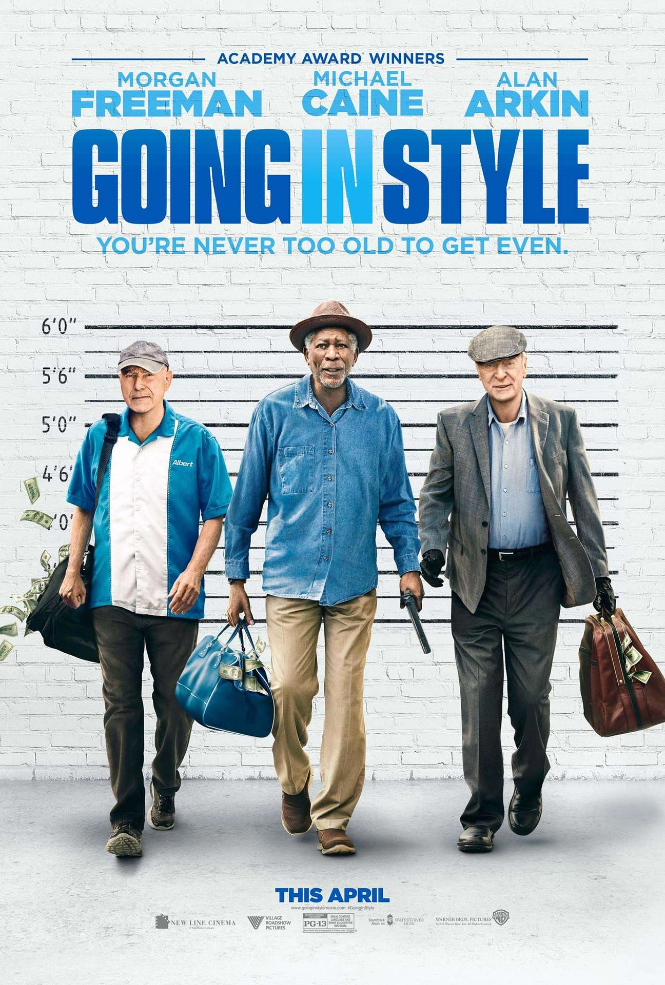 Going in Style Poster #1