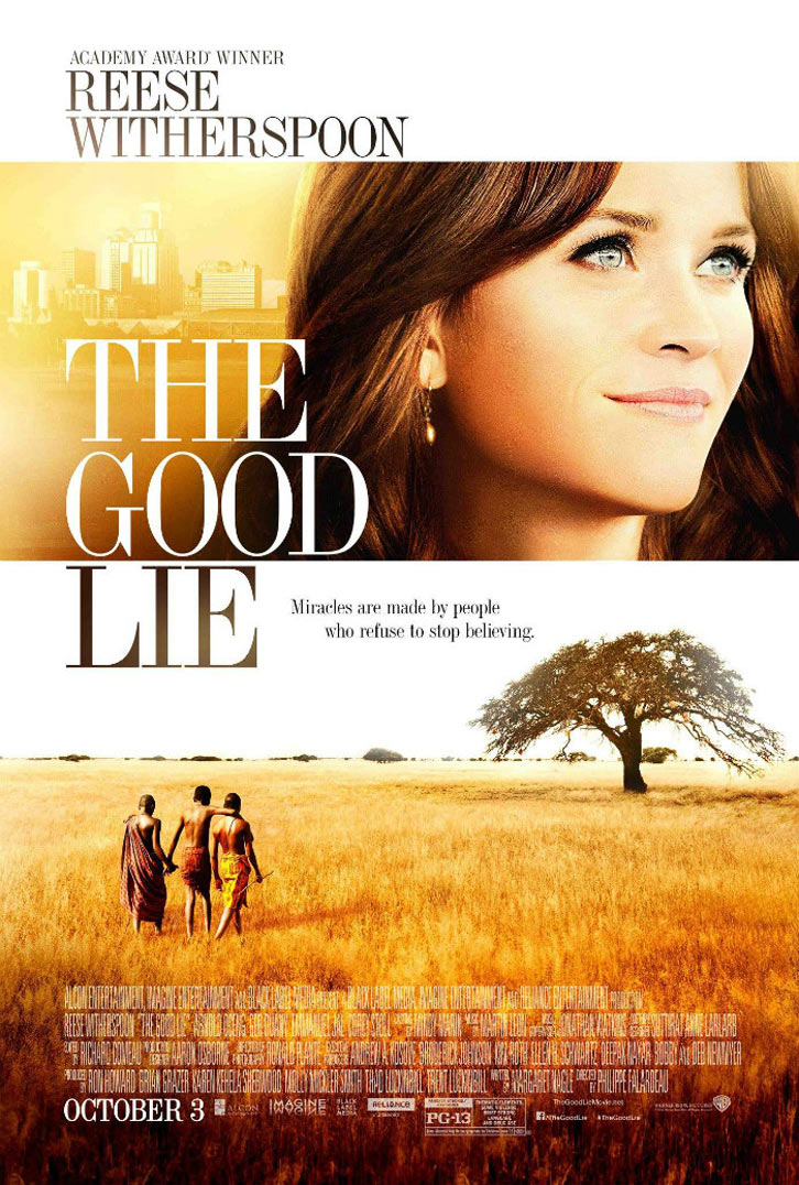 The Good Lie Poster #1