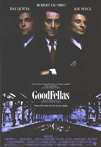 Goodfellas Poster #1