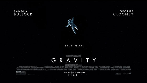 Gravity Poster #2