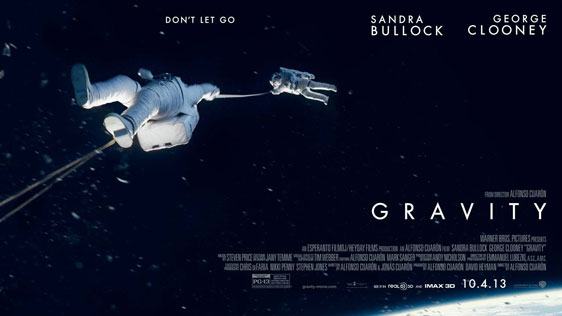 Gravity Poster #4