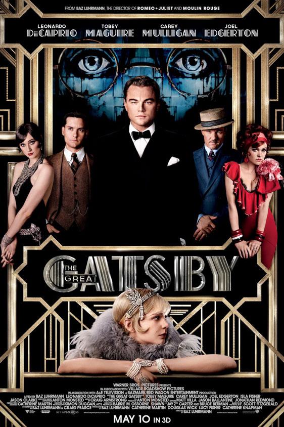 The Great Gatsby Poster #16