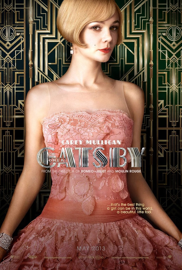 The Great Gatsby Poster #2