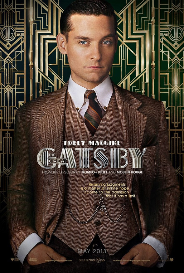 The Great Gatsby Poster #3