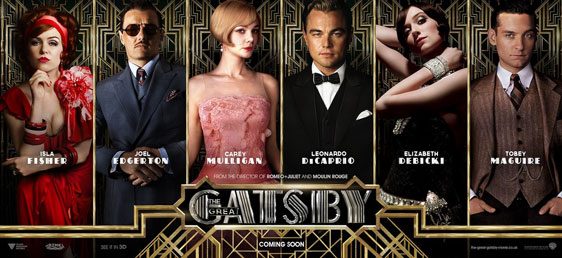 The Great Gatsby Poster #8