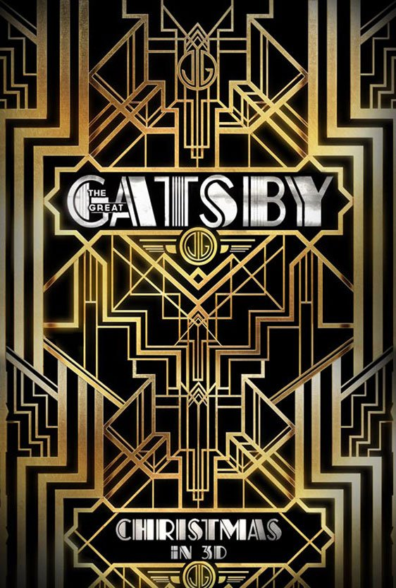The Great Gatsby Poster #1
