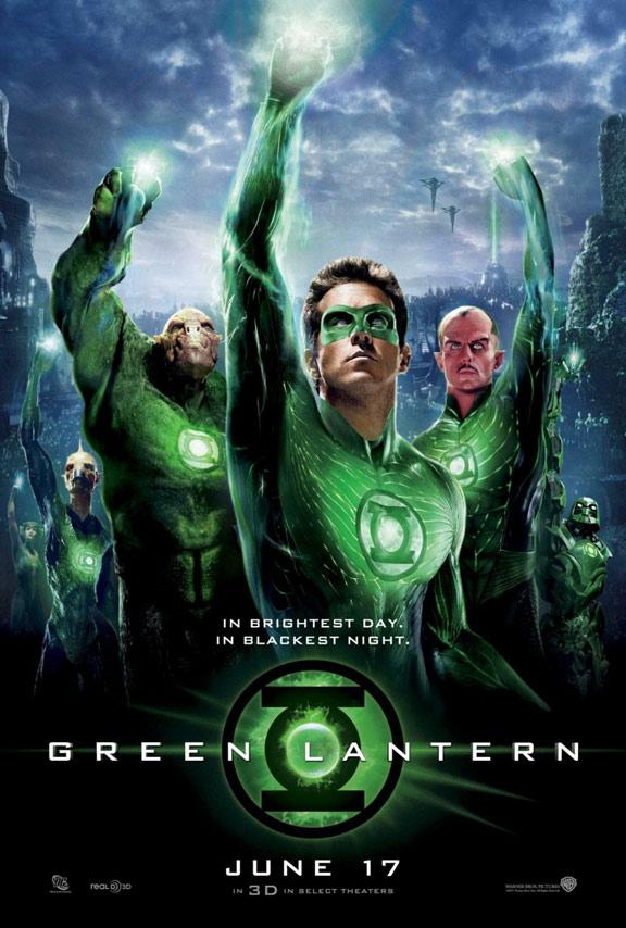 Green Lantern Poster #11