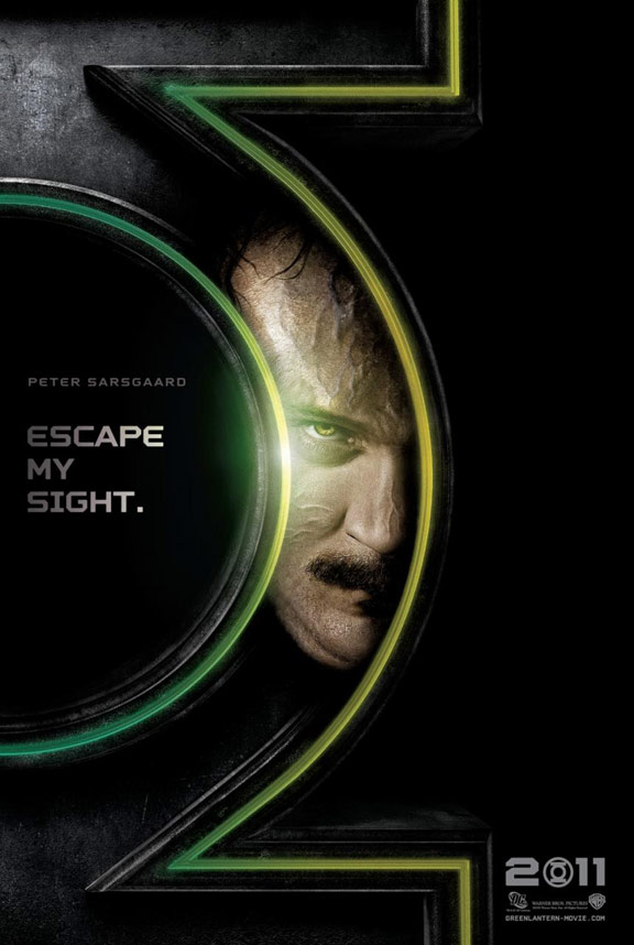 Green Lantern Poster #2