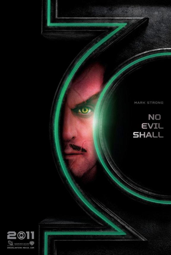 Green Lantern Poster #3