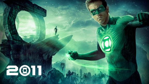 Green Lantern Poster #5