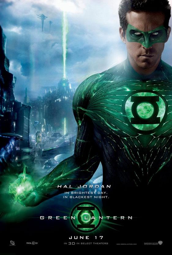 Green Lantern Poster #6