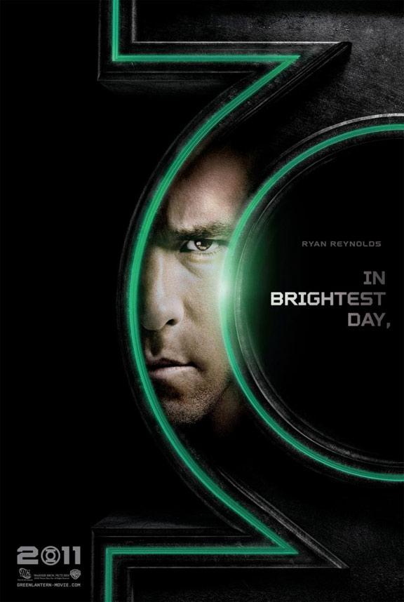 Green Lantern Poster #1
