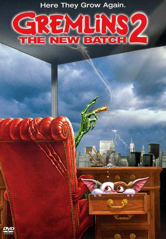 Gremlins 2: The New Batch Poster #1