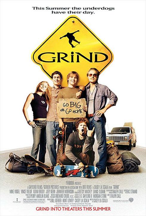 Grind Poster #1