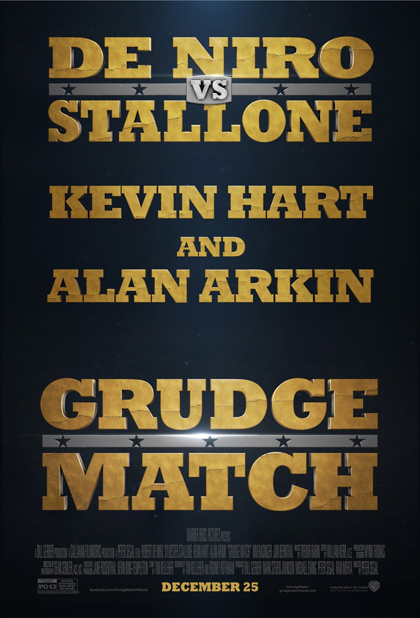Grudge Match Poster #2