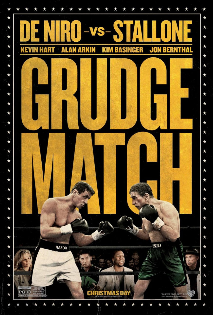 Grudge Match Poster #1