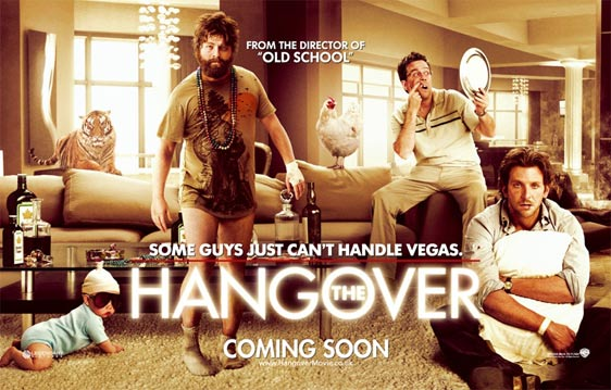 The Hangover Poster #5