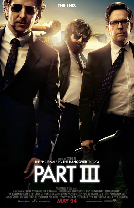 The Hangover Part III Poster #7
