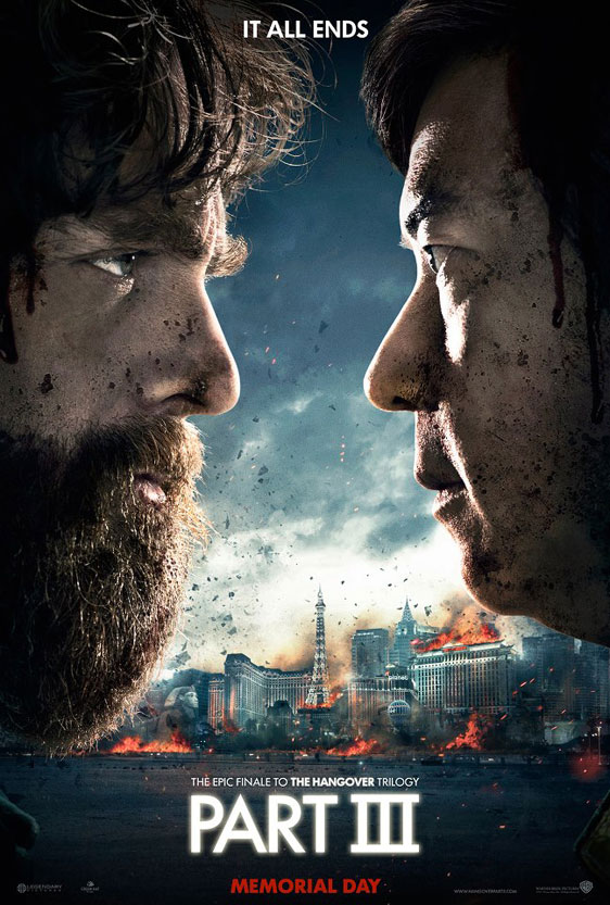 The Hangover Part III Poster #1