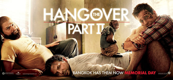 The Hangover Part II Poster #2