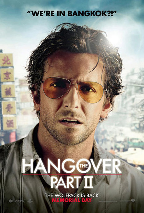 The Hangover Part II Poster #3