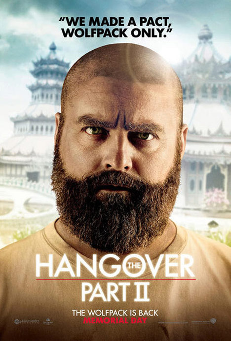 The Hangover Part II Poster #4