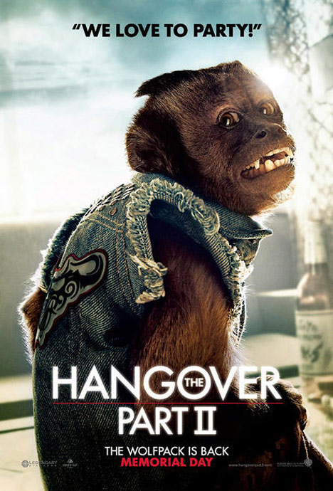 The Hangover Part II Poster #6
