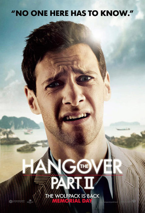 The Hangover Part II Poster #8