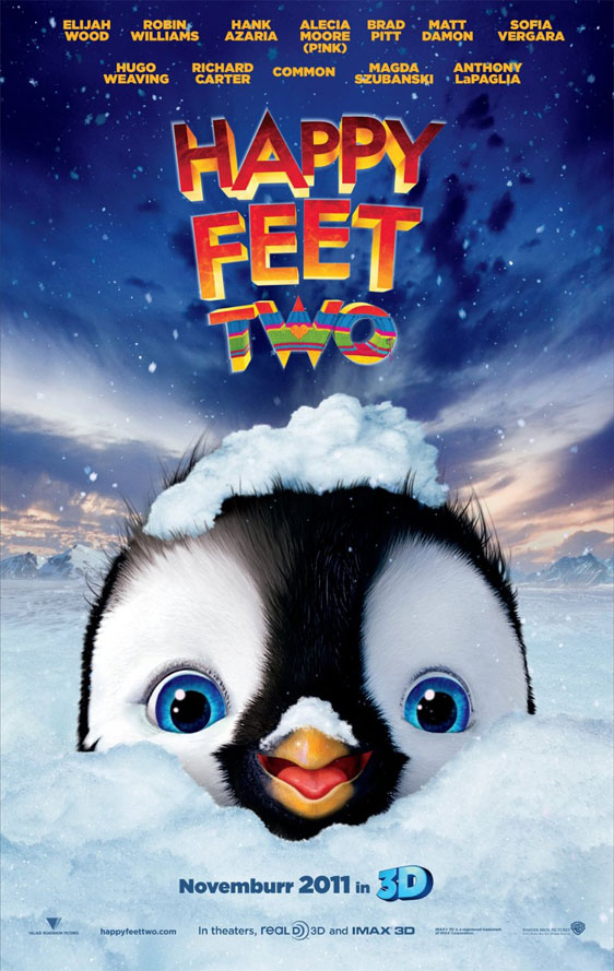 Happy Feet Two Poster #2