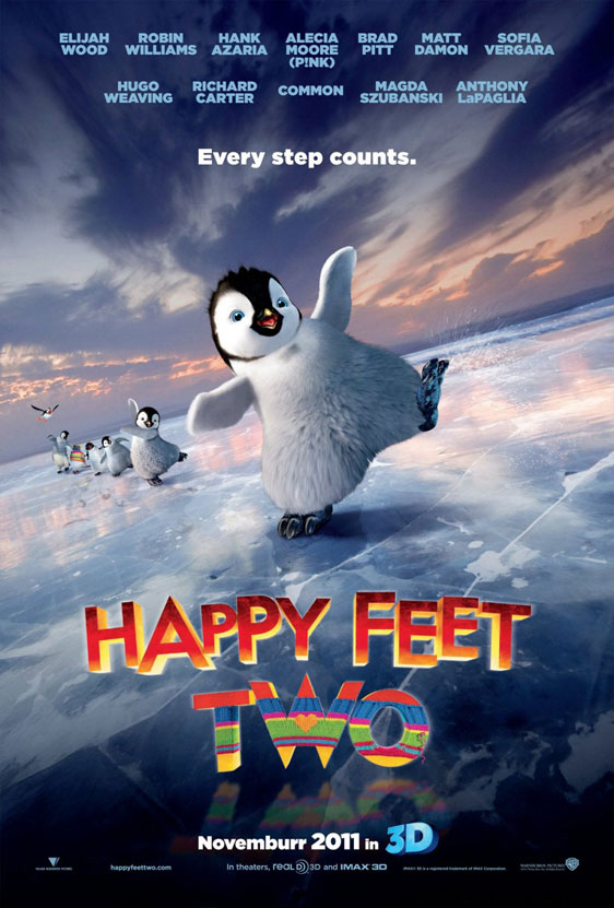 Happy Feet Two Poster #3