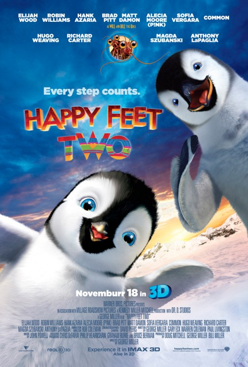 Happy Feet Two Poster #4