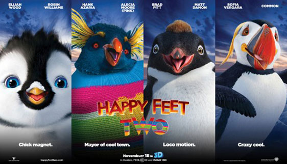Happy Feet Two Poster #5