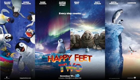 Happy Feet Two Poster #6