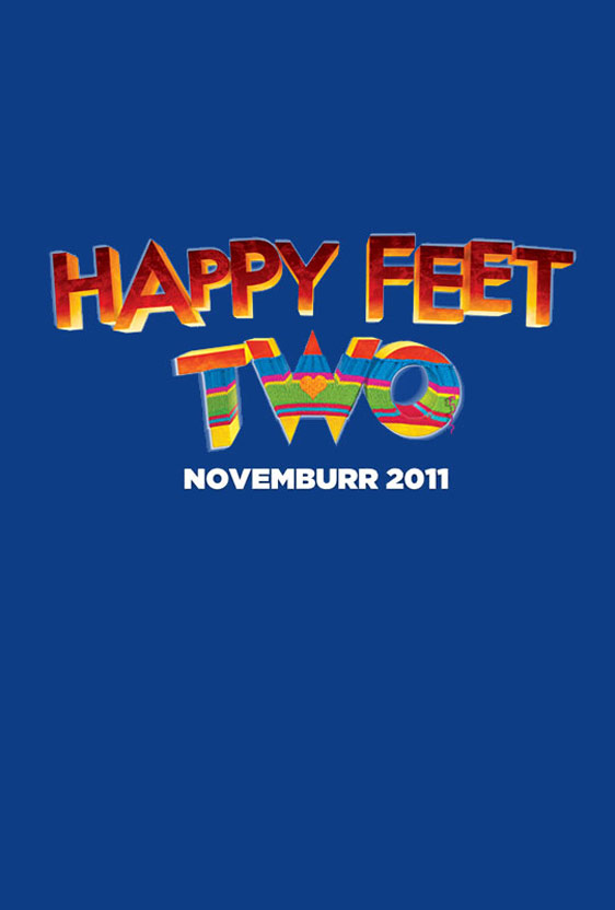 Happy Feet Two Poster #1