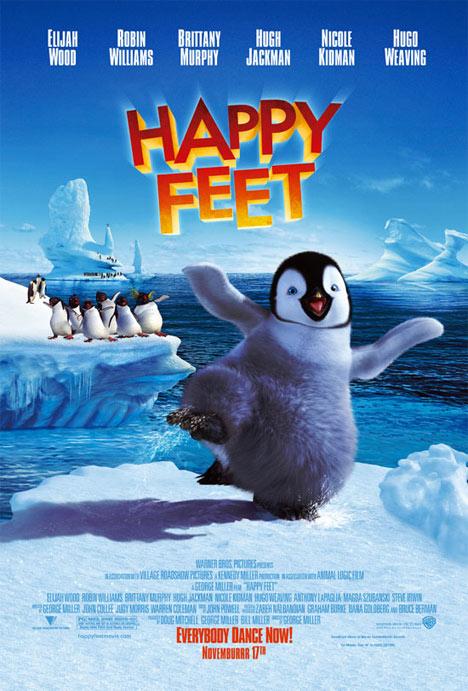 Happy Feet Poster #1