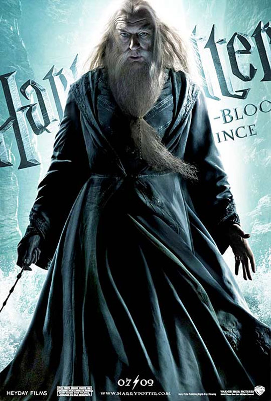 Harry Potter and the Half-Blood Prince Poster #10