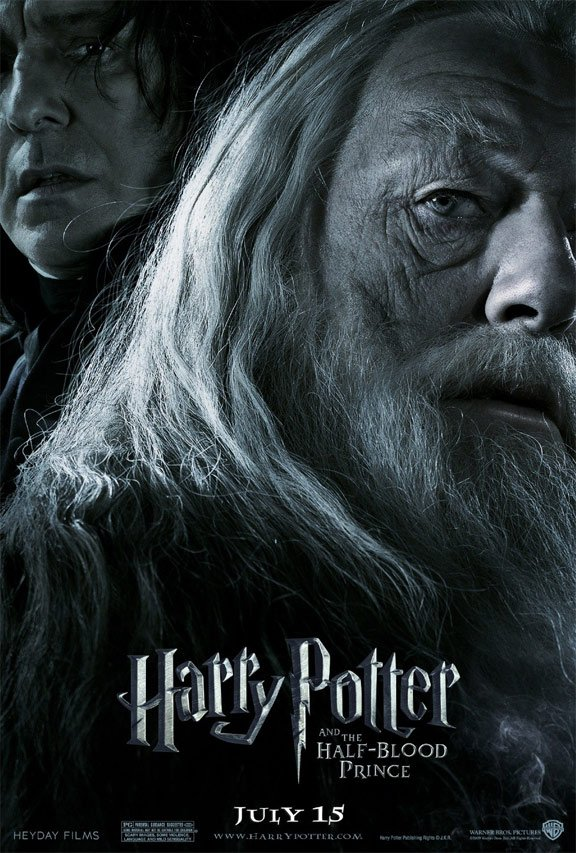 Harry Potter and the Half-Blood Prince Poster #15