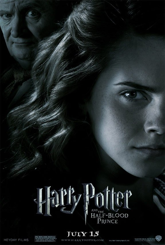Harry Potter and the Half-Blood Prince Poster #16