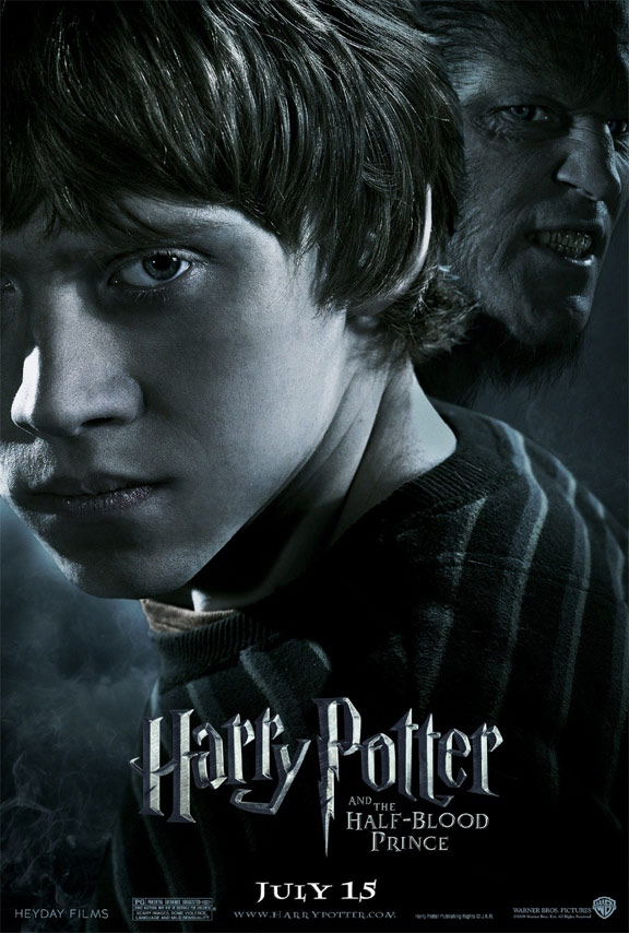 Harry Potter and the Half-Blood Prince Poster #18