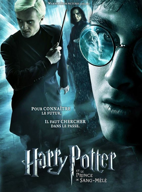 Harry Potter And The Half Blood Prince 2009 Poster 19 Trailer Addict