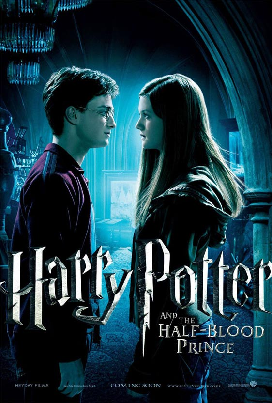 Harry Potter and the Half-Blood Prince Poster #21