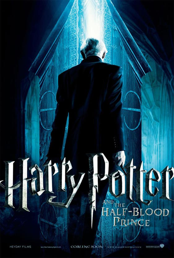 Harry Potter and the Half-Blood Prince Poster #22